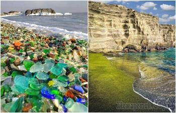 11 впечатляющих пляжей планеты, визит на которые запомнится надолго