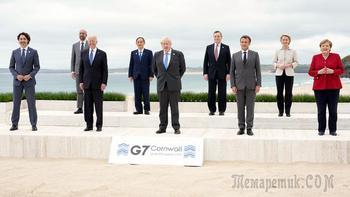 Китай, Россия, Белоруссия: кого и за что ругали на саммите G7
