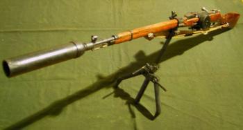Ружейный гранатомет Дьяконова: описание, принцип работы, фото