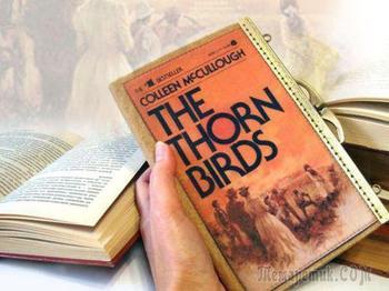 Шьем красивый клатч «Книга» из фетра