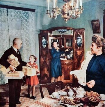 Квартиры 1950-х