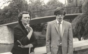 Вселенная Стивена Хокинга: жизнь выдающегося ученого в фотографиях