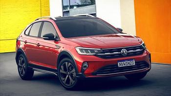 Volkswagen Nivus: новый кроссовер представлен официально