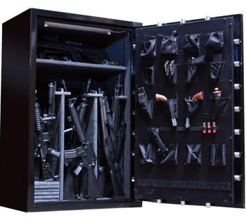 Требования к оружейному сейфу: условия установки, размеры, технические характеристики