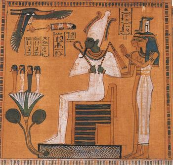 Бог Египта Осирис: происхождение, внешний облик и современные интерпретации