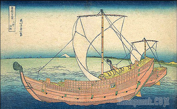 Сны о России...рисунки из книги японца Дайкокуя Кодаю (ХVIII век)