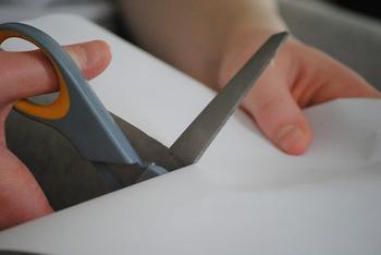 5 простых способов срочной заточки ножниц