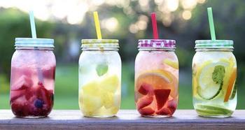 6 проверенных рецептов детокс-воды для похудения