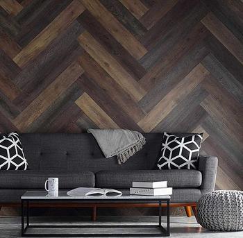 Идеи применения древесины для обновления стен
