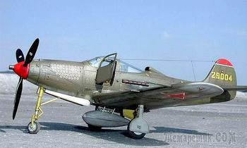 Об Аэрокобре и советских самолётах времён войны