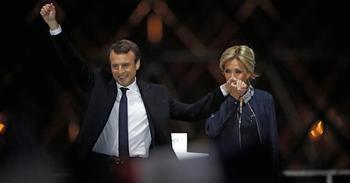 От классики до гранжа: стиль новой первой леди Франции