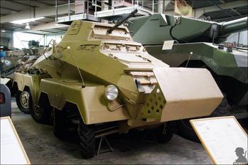 Немецкий взгляд на колёсные танки
