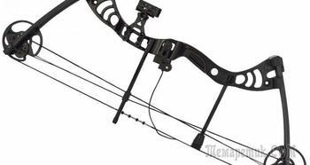 MK-CB50 (МК-50) — компактный блочный лук для охоты и спортивных состязаний