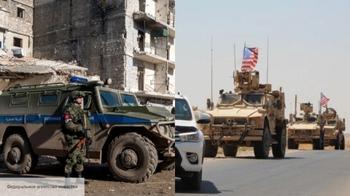 Инцидент с российским бронеавтомобилем в Сирии показал нервозное состояние военных США