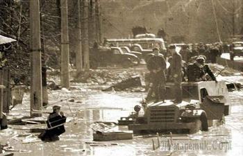 Как грязевое цунами чуть не уничтожило советский Киев: Куренёвская трагедия