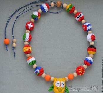 Создаем кругосветные слингобусы с совенком