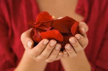 Флоромансия - гадание по лепесткам розы