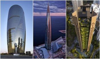 7 грандиозных архитектурных проектов, которыми запомнился 2020 год
