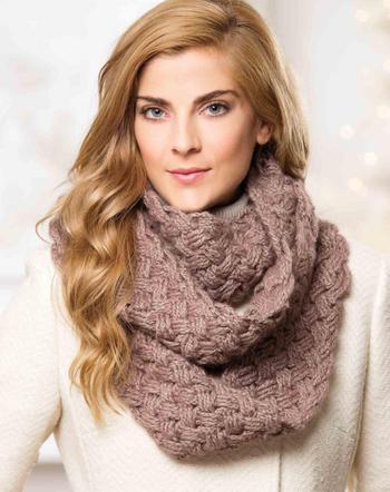 Вязание снуда: схемы и описание вязания спицами шарфа