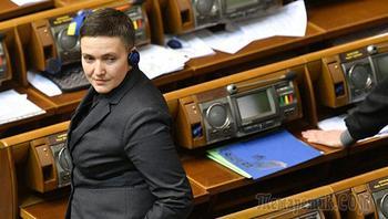 Савченко заявила о готовности украинских военных к госперевороту