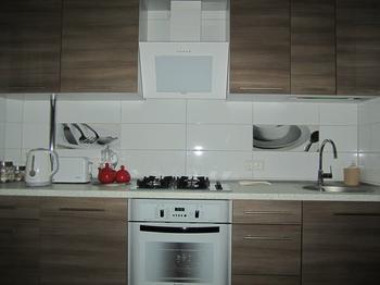 Кухня: минимализм в интерьере