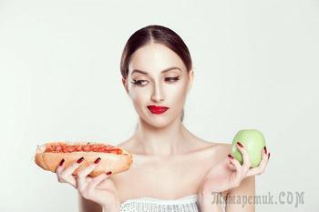 Популярные пищевые пристрастия и что они говорят о вашем здоровье