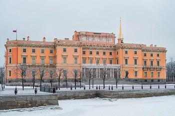 Городские легенды: Михайловский замок