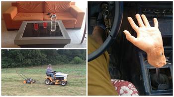 25 убойных фотографий, на которых идиотизм граничит с гениальностью