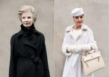 Женщины без возраста: стильные и элегантные американки, которых можно встретить на Манхеттене