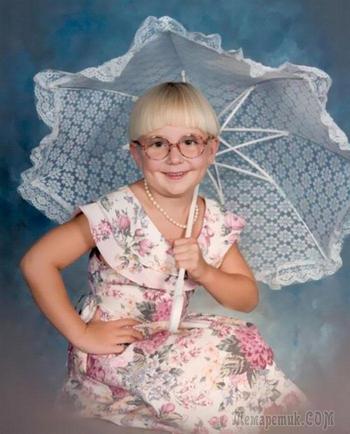 Люди делятся своими нелепыми детскими фотографиями, и глядя на них невозможно не смеяться
