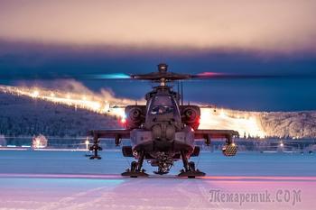 10 самых быстрых военных вертолетов мира
