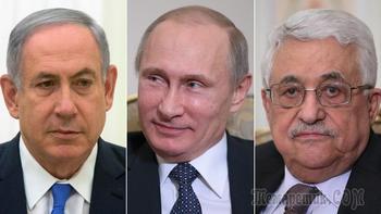 Палестинцев помирит Москва