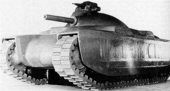 «Французская тридцатьчетвёрка». Средний пехотный танк G1
