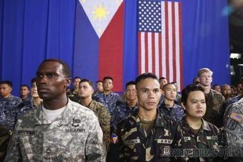 За что Филиппины выгоняют американских военных