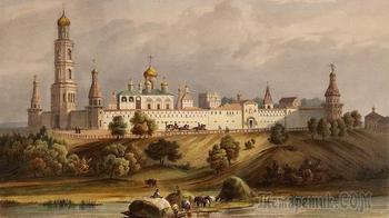 Беззащитная твердыня Симонов монастырь ждет заслуженного внимания