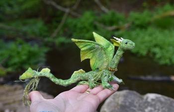Были шубы - стали звери: Англичанка создает реалистичные фигурки животных из меховой одежды