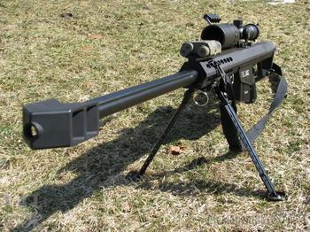 Топ лучших снайперских винтовок мира