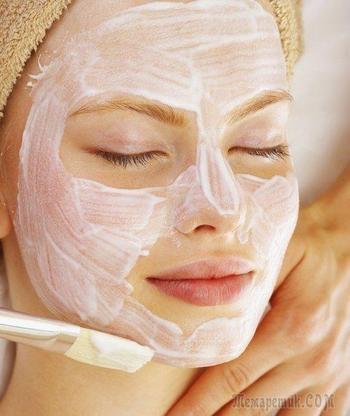 Турецкая маска для лица от глубоких морщин.