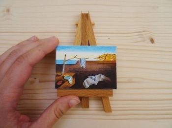 Художественные миниатюры от Иларии Лафронцы