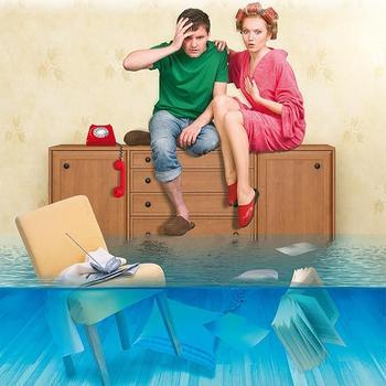 Соседи залили квартиру — как возместить ущерб?