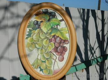 Мой фруктовый триптих: благополучие, здоровье и красота ( символика)
