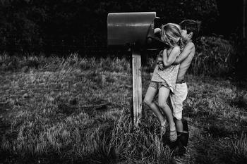 20 самых популярных чёрно-белых фотографий