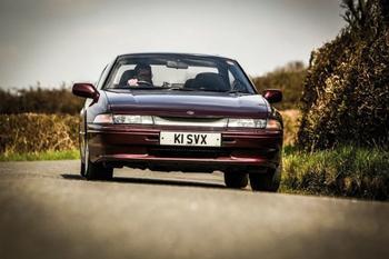 Subaru SVX — попытка Subaru выйти на рынок роскошных купе