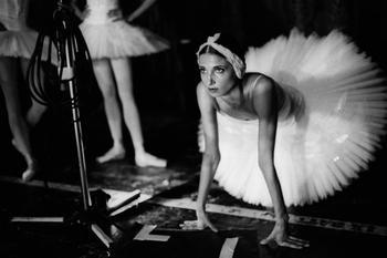 «Большой балет». Фотограф Александр Гусов