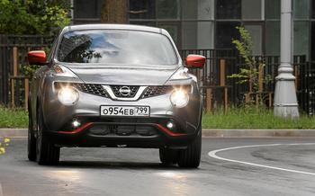 6 плюсов и 3 минуса обновленного Nissan Juke