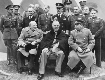 Конец войны. Агония Третьего Рейха