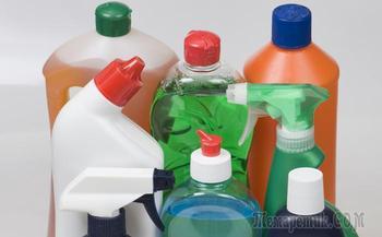 40 опасных веществ из повседневной жизни, несущие смерть