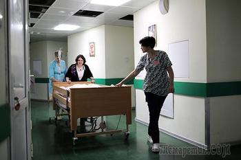 В России принят закон о паллиативной помощи
