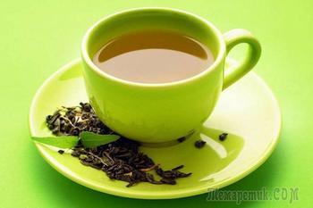 10 травяных чаев в помощь худеющим