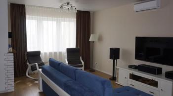 Обустройство трехкомнатной квартиры 94 кв. м